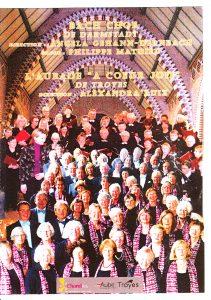 Programme Bach Chor 1
